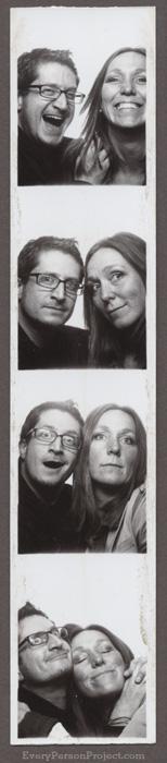 """Harth & Christine """"Brain"""" Flynn #1"""