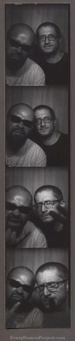 """Harth & Shaun """"SD"""" Dixon #1"""
